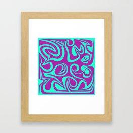 Wheel Of Life Framed Art Print