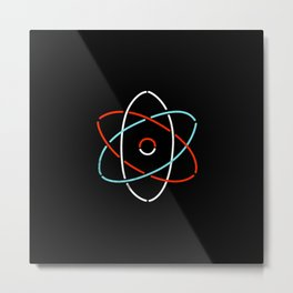 Science! Metal Print