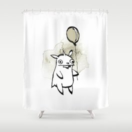 minima - lülle Shower Curtain