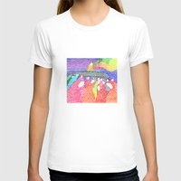 magic the gathering T-shirts featuring Gathering by Alexandra Duma D.