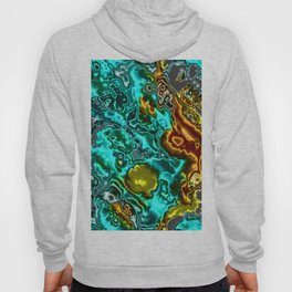 Electric Fractal 2A Hoody
