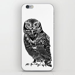 Owl iPhone Skin