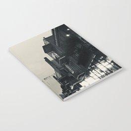 Black & White Bourbon Street Notebook