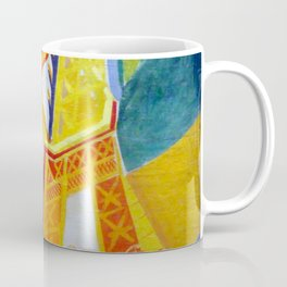 "Robert Delaunay ""Tour Eiffel"" Coffee Mug"
