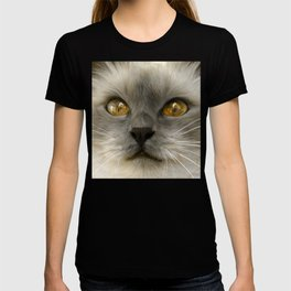 """Cute Kitty (Love cats)"" T-shirt"
