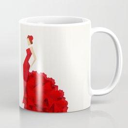 The Dancer (Flamenco) Coffee Mug