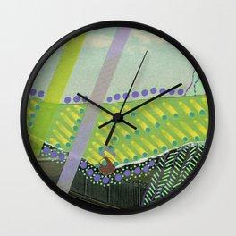 Saluti Dal Futuro 010 Wall Clock