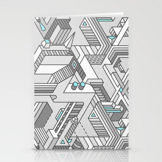 Penrose Manifold Stationery Cards