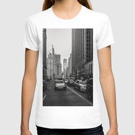 Chicago Michigan Ave T-shirt