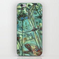 Flyfishing_1 iPhone & iPod Skin