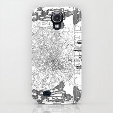 Charlotte Map Slim Case Galaxy S4