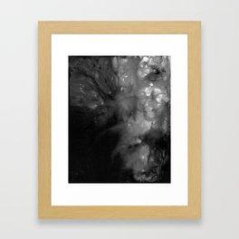 TENDRILS Framed Art Print