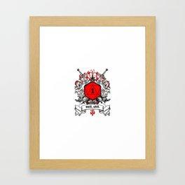 dnd Framed Art Print