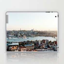 Perfect Turkish Sunsets - Istanbul, Turkey Laptop & iPad Skin