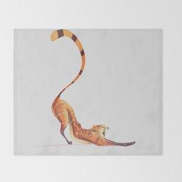 Cheetah 3 Throw Blanket