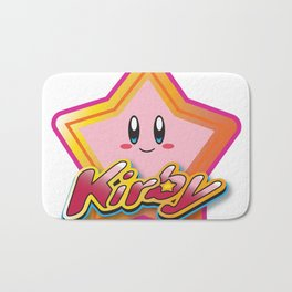 Kirby the Superstar (Icon) Bath Mat