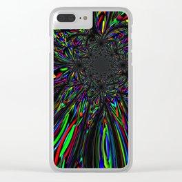 Streaker of Light Clear iPhone Case