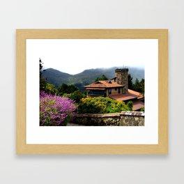 Bogota, Colombia Framed Art Print