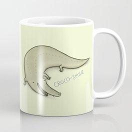 Croco-Smile Coffee Mug