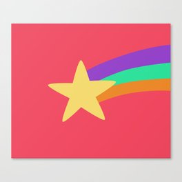 Mabel Star Canvas Print