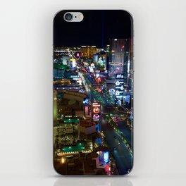 Vegas Strip 2 iPhone Skin