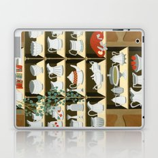 China cabinet Laptop & iPad Skin