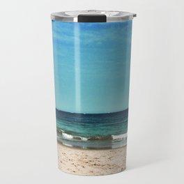 Summer at the Jersey Shore Travel Mug