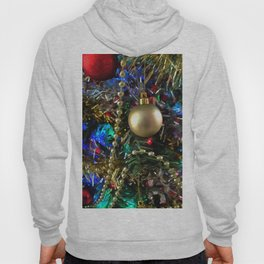 Christmas Tree Garlands And Ornaments Hoody