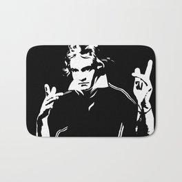Beethoven Fighter Bath Mat
