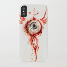 EyeBall iPhone X Slim Case