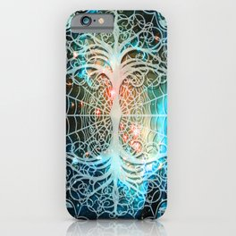 Tree of Life Web of Life iPhone Case