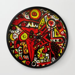 Sex-Ed Wall Clock