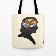 Bilbo Phrenology Tote Bag