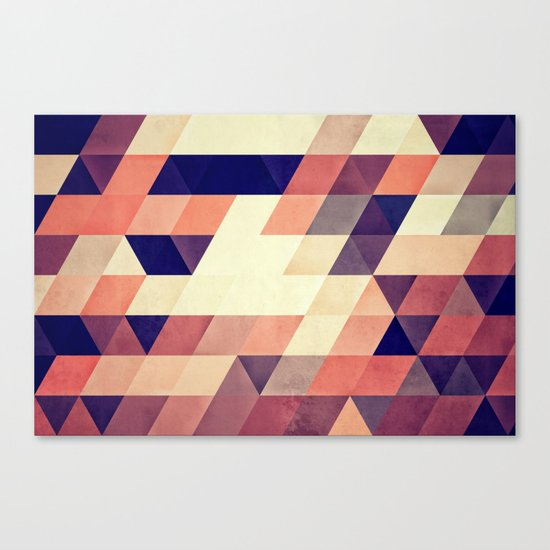 TRYYNGL MYX Canvas Print
