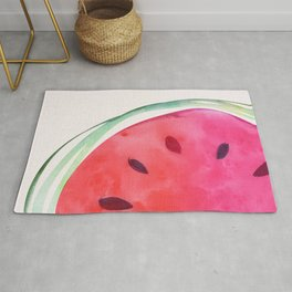 Watermelon Whimsy Rug