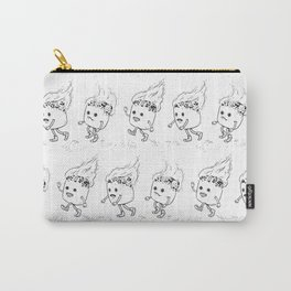 Marshmallow Run Carry-All Pouch