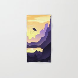 Umbrella's voyages Hand & Bath Towel