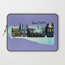 Vienna Austria Laptop Sleeve