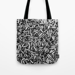 Silver bullets Tote Bag