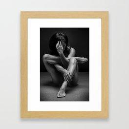 bodyscape Framed Art Print