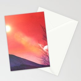 Olympia Mountains Stationery Cards