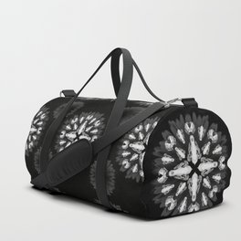 Mandala Macabre Duffle Bag
