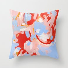 Color Study No. 8 Throw Pillow