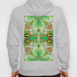 Abstract Land Hoody