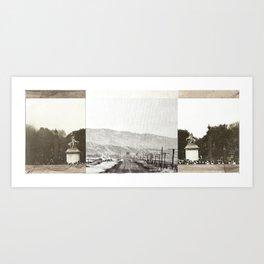 Journey #2 Art Print