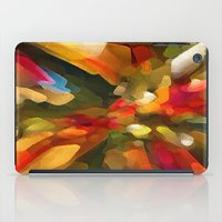 christmas tree iPad Cases featuring Christmas Tree by Paul Kimble