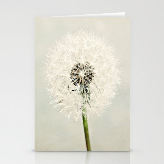 Dandelion Dreams  Stationery Cards