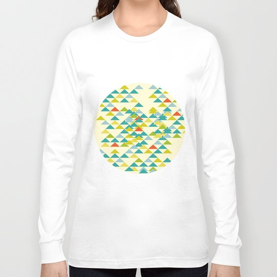 Summer Picnic Long Sleeve T-shirt