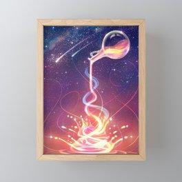 Star Potion Framed Mini Art Print