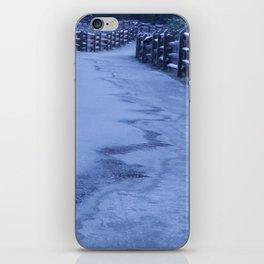Winter Trail iPhone Skin